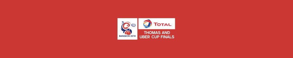 Badminton - Thomas Cup Odds